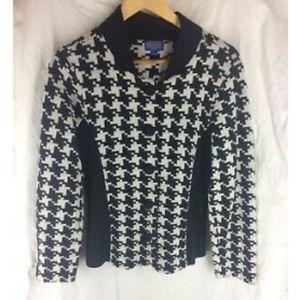 PENDLETON cardigan sweater 100% merino wool